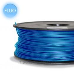 Filament PLA 1kg 1,75mm Bleu Fluo