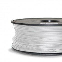 Filament ABS 700g 1,75mm PP3DP Blanc