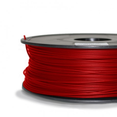 Filament ABS 700g 1,75mm PP3DP Rouge