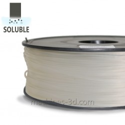 Filament PVA 500g 1,75mm Hydrosoluble