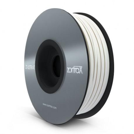 Filament ABS 1kg 1,75mm ZORTRAX Blanc