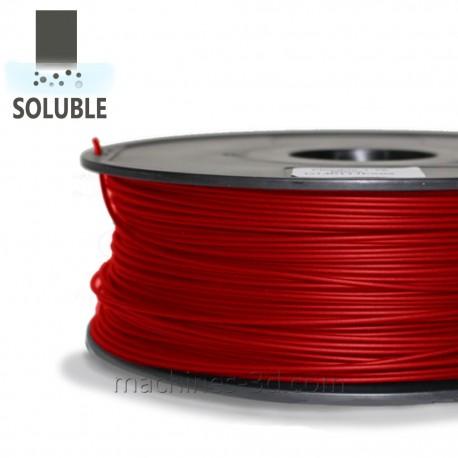Filament HIPS 1kg 1,75mm Rouge