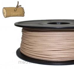 Filament PLA BOIS 400g 1,75mm Bois naturel