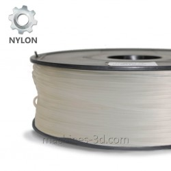 Filament NYLON 1kg 1,75mm Naturel