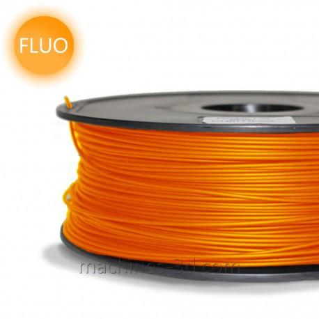 Filament ABS 1kg 1,75mm Orange Fluo