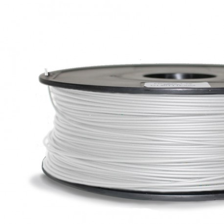 Filament ABS 1kg 1,75mm Blanc