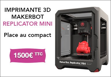 Imprimante Replicator Mini
