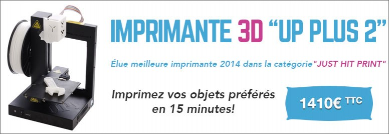 Imprimante Up Plus 2